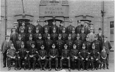 Local Police 1930 Crowle Street Hull